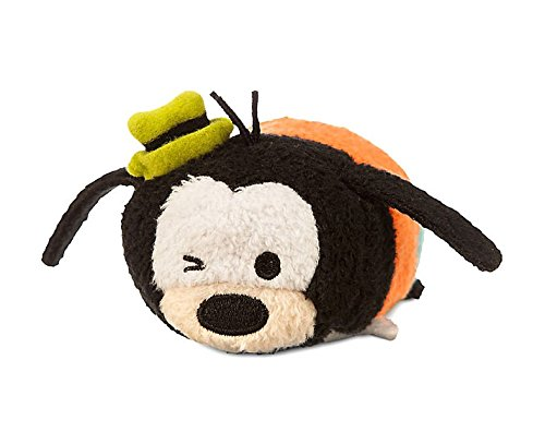 "Disney Tsum Tsum Mickey & Friends Goofy 3.5"" Plush"