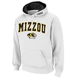 Mens NCAA Missouri Tigers Pull-over Hoodie (Team Color) - 2XL
