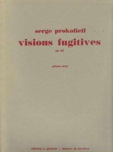 Visions Fugitives (Op. 22, Piano Seul)