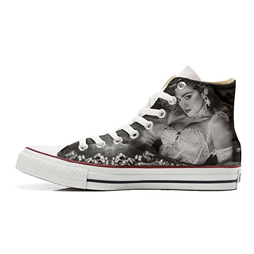 Produit Coutume Chaussures Adulte Converse High mys Artisanal Customized wq67UTF