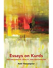 Essays on Kurds: Historiography, Orality, and Nationalism