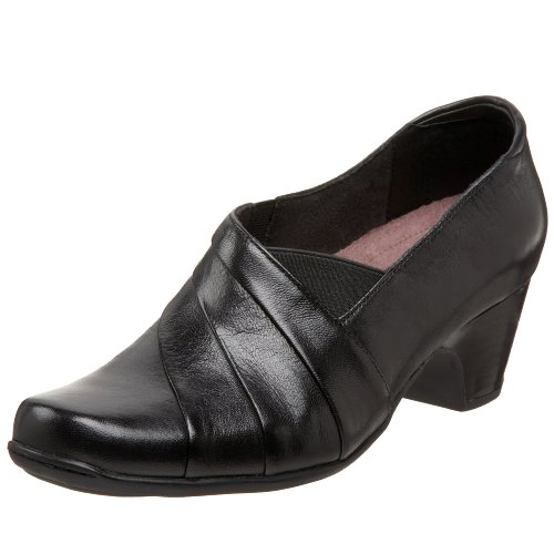 CLARKS Women's Sugar Spice, Black, 10 ()