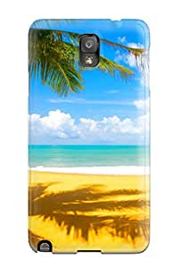 High-quality Durable Protection Case For Galaxy Note 3(top Class Beachs)