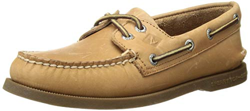 Brown Barca Scarpe 2 Uomo Eye Authentic Sahara da Sperry Original SZqTP