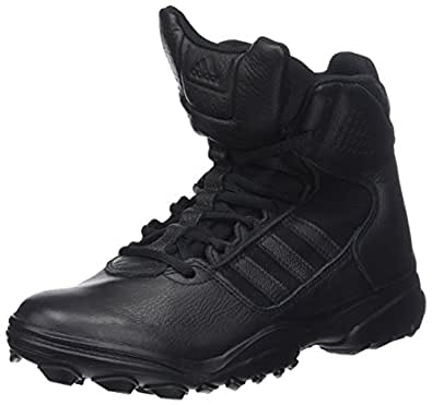 adidas, GSG-9.7 Shoes, Men's Shoes, Black/Black/Black, 5 US