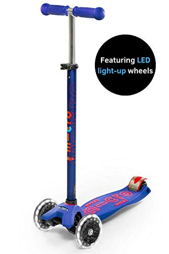 Amazon.com: Micro Maxi Deluxe - Patinete con luz LED: Toys ...