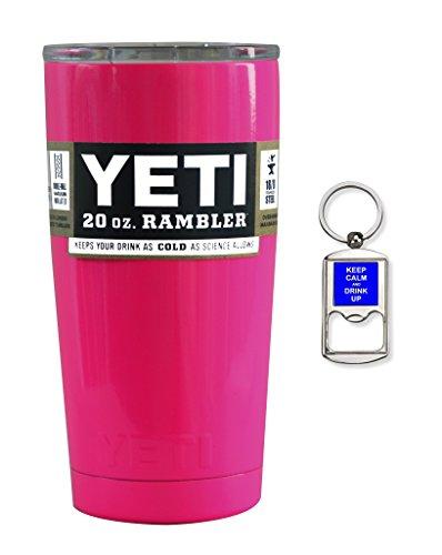 pink glitter bottle opener - 2