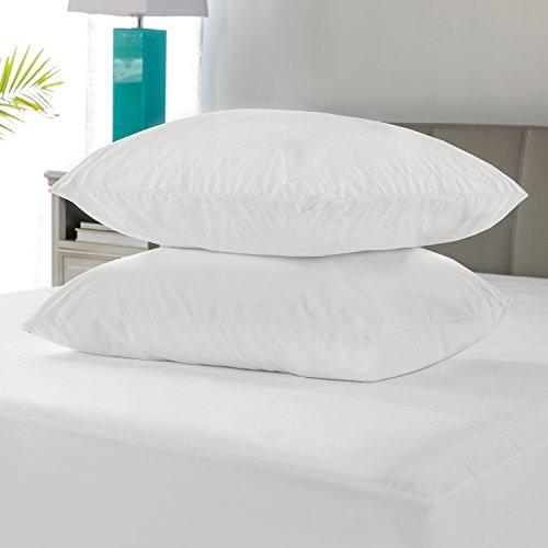 BioPEDIC Microshield Pillow Protector 2pk,  Jumbo -