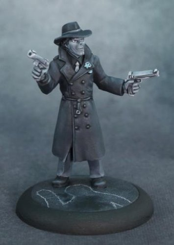 Grim Reaper Miniature 59036 Savage World Series Deadlands Noir Stone miniature