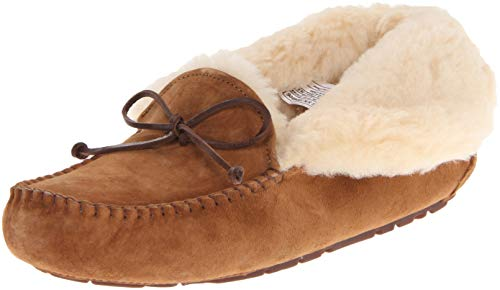 Ugg Belle Slippers - UGG Women's Alena Slipper, Chestnut, 7