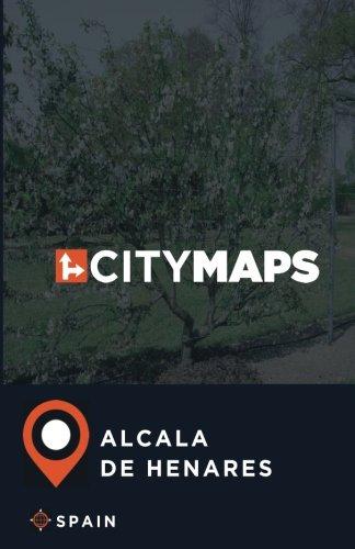 City Maps Alcala de Henares Spain