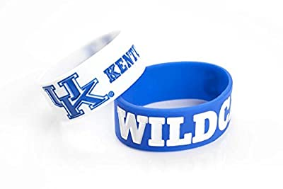 Kentucky Wildcats Bracelets - 2 Pack Wide