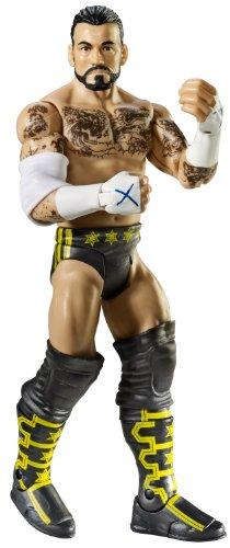 [WWE CM Punk Figure Series 18] (Cm Punk Wrestling Costume)