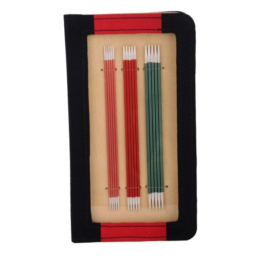 Zing: Knitting Pins: Sets of 5: Double Ended: Set: 15cm by Knit Pro