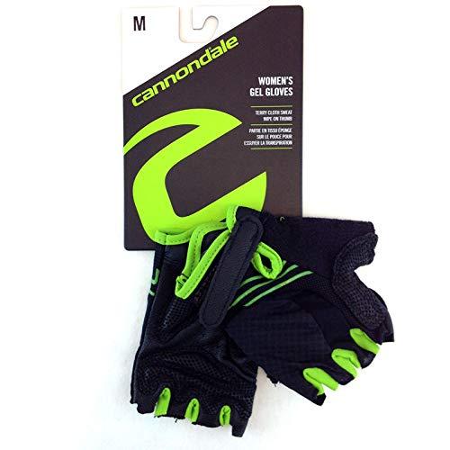 (Cannondale Gel Glove - Women's Black Small)