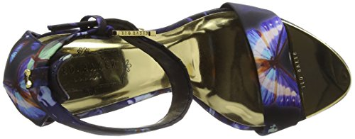 Multicolor Multicolor Mujer Ted Tacones Butterfly Blynne Baker Collective UXzUBIT