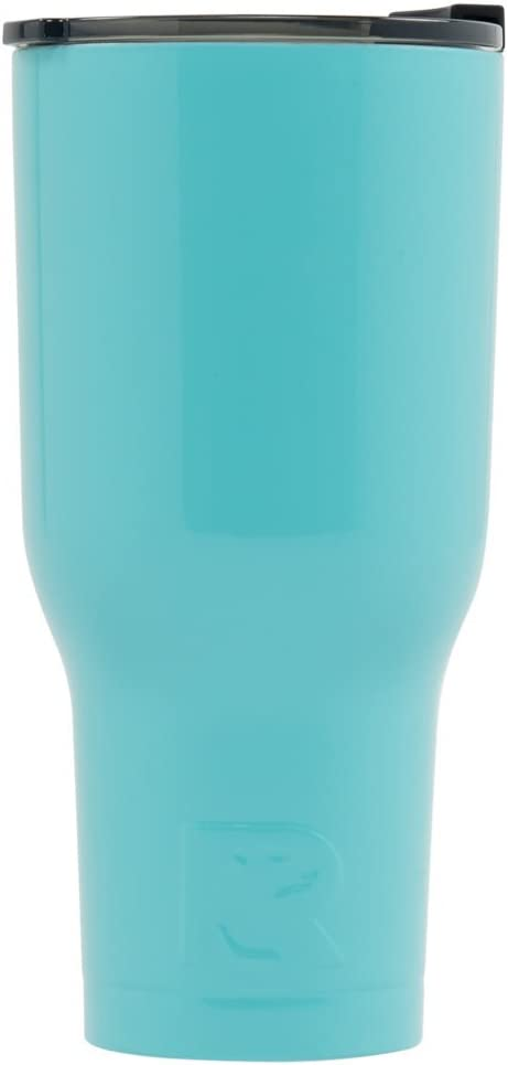 RTIC Double Wall Vacuum Insulated Tumbler, 40 oz, Teal