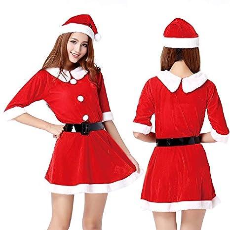 XIU Uniforme de Navidad Cosplay muñeca Collar de Navidad Nuevo ...