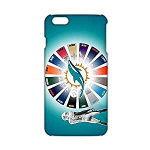 Cool-benz NFL Miami Dolphins (3D)Phone Case for iPhone 6plus