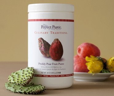 Prickly Pear Puree - 30 Ounces (1 container) (Pear Puree)