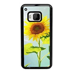 Creative Phone Case Sunflower For HTC One M9 O567205