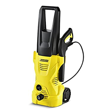 Karcher K 2.300 1600PSI 1.25GPM Electric Pressure Washer, Yellow