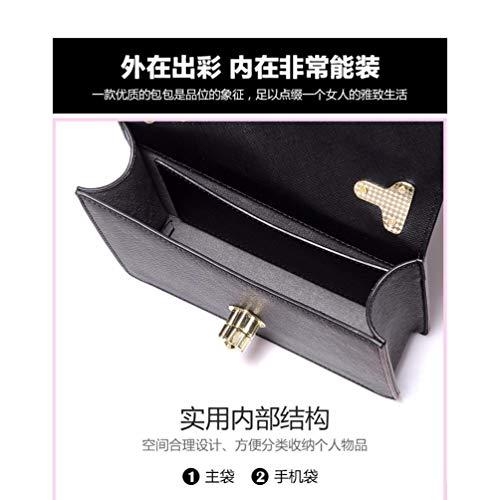Sac bandoulière à Pocket XKB bandoulière à Femme pour Long Sac Multi bandoulière bandoulière YISANLING à Sac à H5qwCvxx1