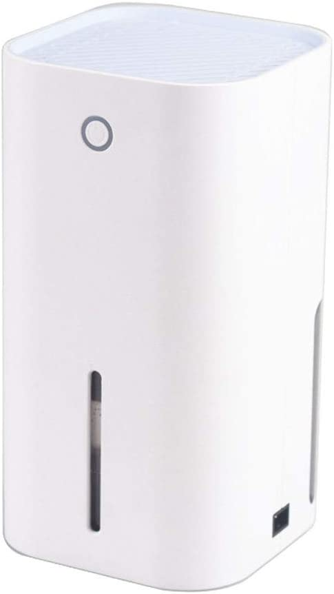 YLOVOW Mini Dehumidifier for Home, Ultra Quiet Small Portable Dehumidifiers with Auto Shut Off for Basement, Bedroom, Bathroom, Baby Room, Gun Safe, Closet