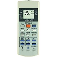Universal Air Conditioner Remote Control for Panasonic A75C2606 A75C2632