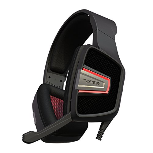 - Patriot PV3302JMK Viper GAMING V330 Closed Back High Definition Stereo Headset