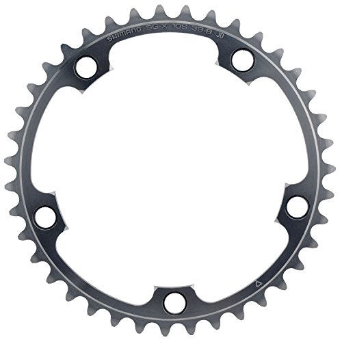 (SHIMANO FC-7800 Dura-Ace Chainring (Silver, 130x42T 10 Speed A-Type))