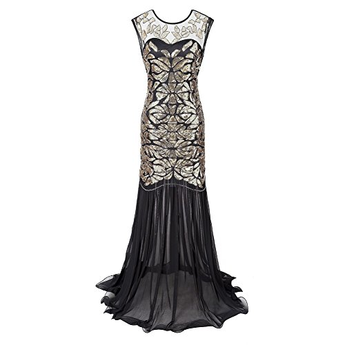 Formal Vintage Evening Flapper Dresses