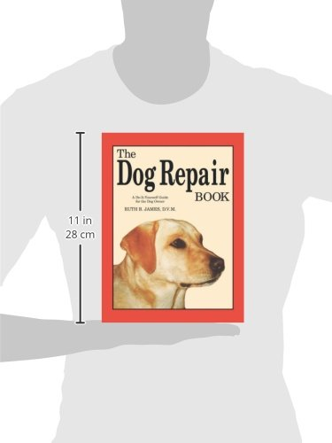 The dog repair book a do it yourself guide for the dog owner by the dog repair book a do it yourself guide for the dog owner solutioingenieria Image collections