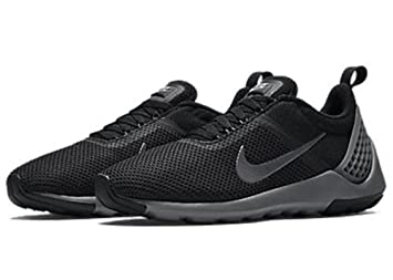uk availability f12e7 43b14 Image Unavailable. Image not available for. Colour  NIKE Lunarestoa 2  Essential Sneakers MEN SHOES BLACK GREY 811372-003 ...