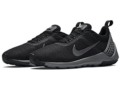 meet 29d50 addb0 NIKE Lunarestoa 2 Essential Sneakers MEN SHOES BLACK/GREY ...