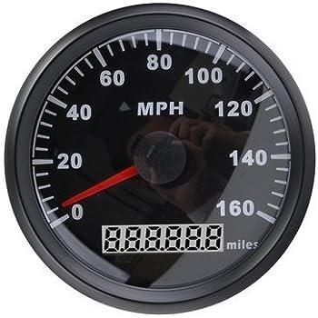 Amazon Com Auto Meter 4480 Ultra Lite Gps Speedometer
