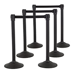 US Weight Sentry Stanchion with 6.5 Foot...