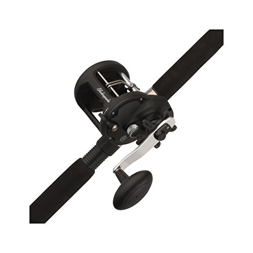 Sturdy Cast - Shakespeare Sturdy Stick Medium 30 Reel Size 7' Fishing Rod and Bait cast Reel Combo (1 Piece)