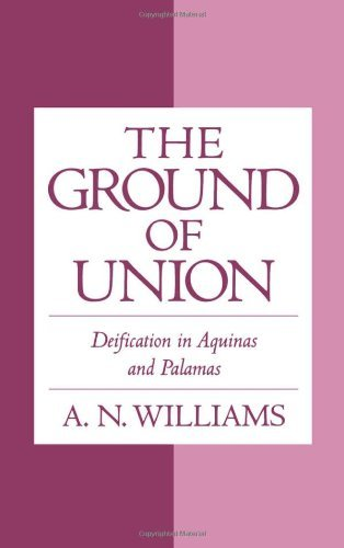 Download The Ground of Union: Deification in Aquinas and Palamas Pdf