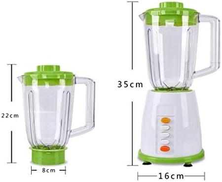 Multifuncional nutritivo cocinar alimentos en el hogar de la máquina del mezclador Exprimidor con la manija de la Alimentación respetuosa del medio ambiente Material de PC FDWFN