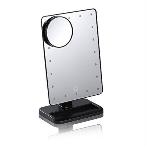 LESHP Magnifying Portable Adjustable Brightness
