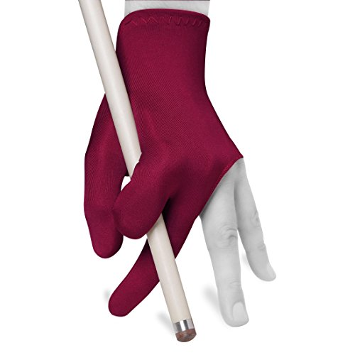 Quality gloves Billiard Fits Either Hand - One Size fits All - Choose Your Color -