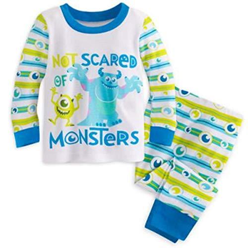 Disney Store Monsters University Pajama Costume for Boys