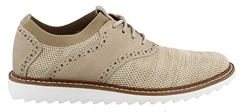 Gh Bass & Co. Hombres Dirty Buck 2.0 Saddle Knit Avena Oxford - 11 M