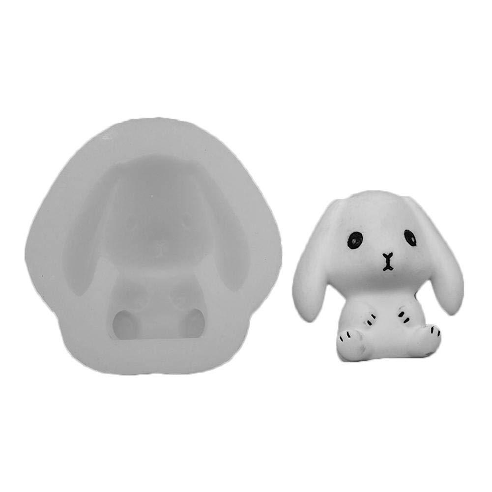 Hainiter Gift Candle Mould Aroma Candle Gypsum Mold for DIY Soap Making
