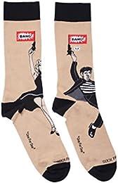 Marilyn and Elvis Bang Socks from the Sock Panda