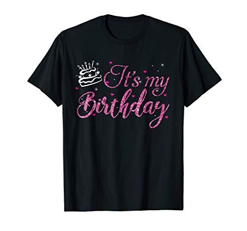 It's My Birthday Women, Teen, and Girls -