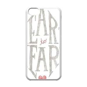 Heart iPhone 5c Cell Phone Case White NiceGift pjz0035070724