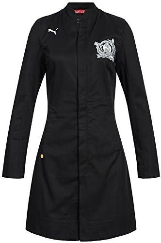 cordura Inocencia Fraternidad  Jamaica Puma chaqueta chaqueta 549650 – 02, negro, small: Amazon.es:  Deportes y aire libre