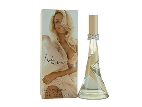 Rihanna Nude Eau de Parfum Spray for Women, 1.7 Ounce